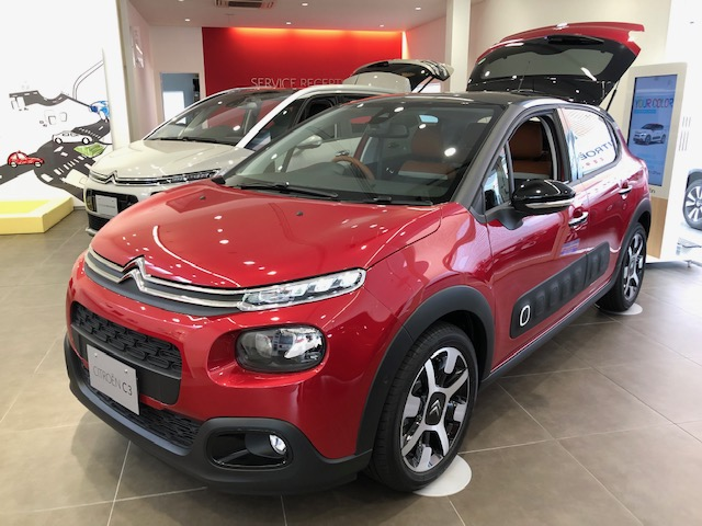 激レア CITROEN C3 COLORADO 情報!!
